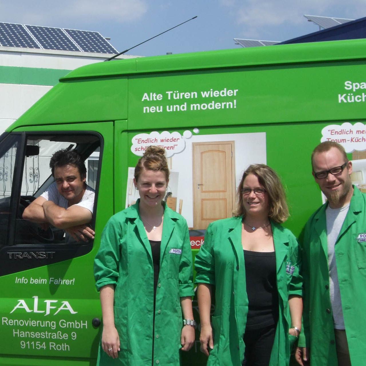 Foto de PORTAS-Fachbetrieb alfa-Renovierung GmbH Roth