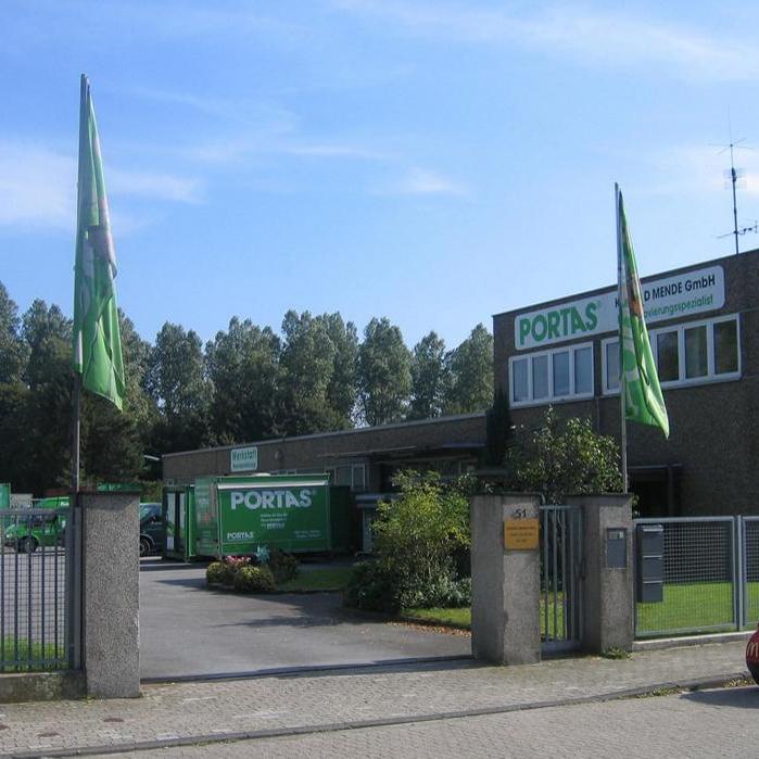 PORTAS-Fachbetrieb Konrad Mende GmbH