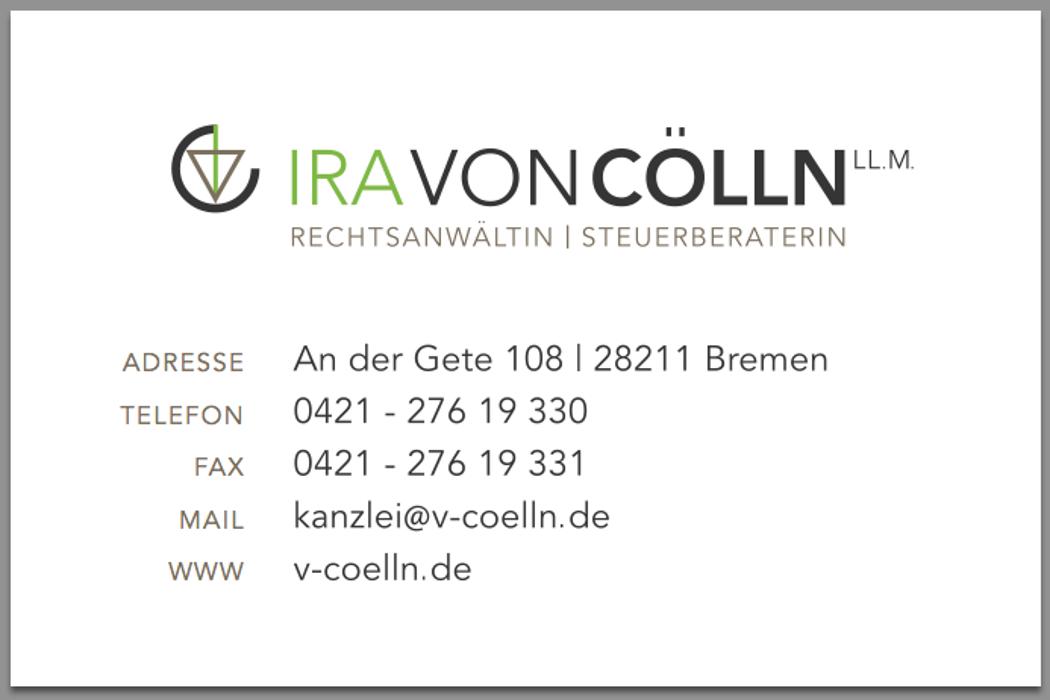 Bild zu Rechts- und Steuerberatung von Cölln in Bremen