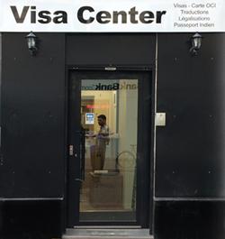 Visa Center