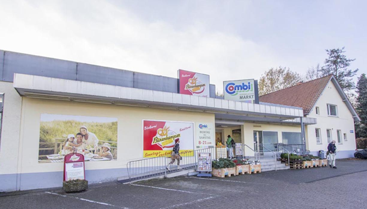 Combi Verbrauchermarkt Bielefeld, Luisenstr., Luisenstraße in Bielefeld