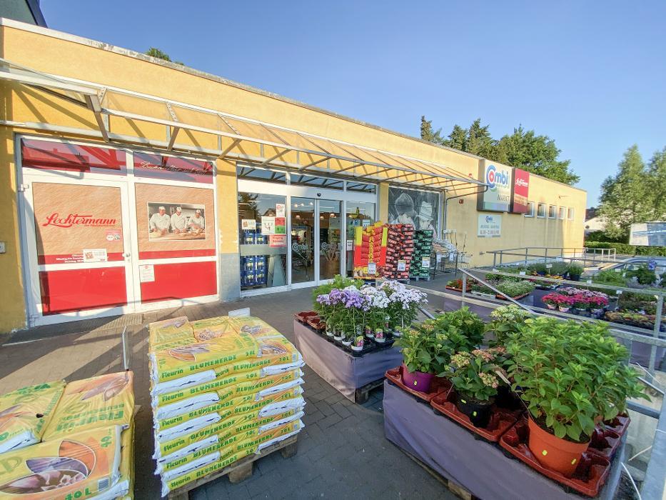 Combi Verbrauchermarkt Bielefeld, Dornberg, Wertherstraße in Bielefeld