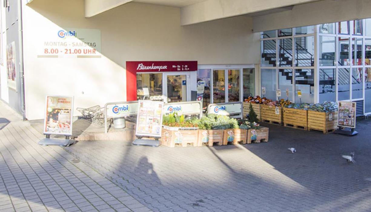 Combi Verbrauchermarkt Bielefeld, Kurze Str., Kurze Straße in Bielefeld