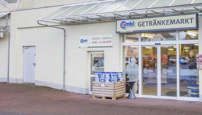Combi Verbrauchermarkt Bielefeld, Jöllenbeck - Eickumer Str.