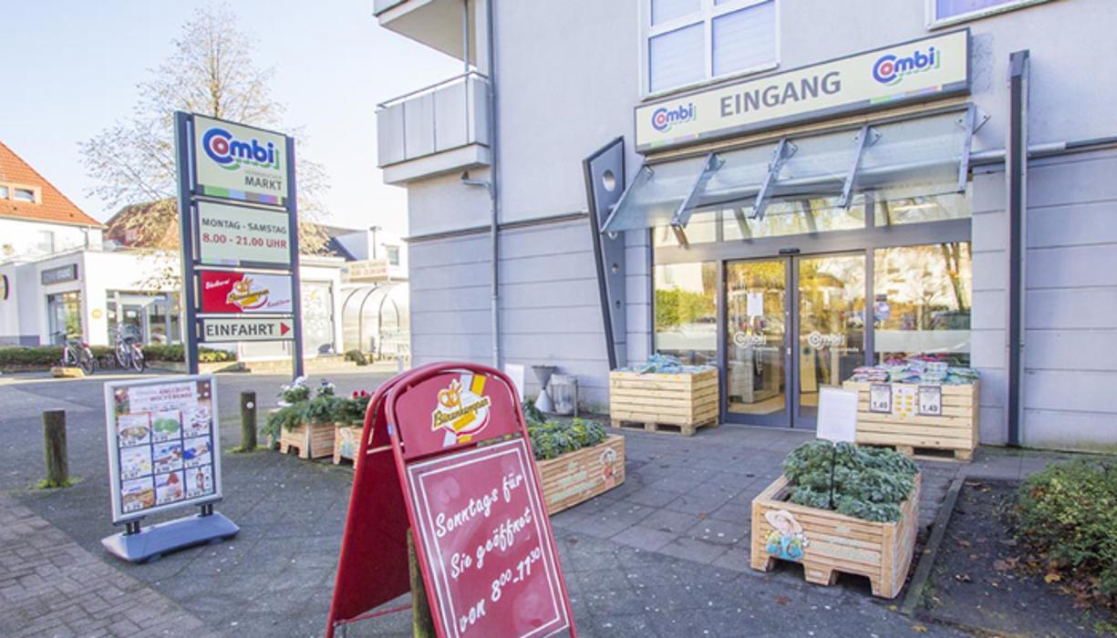 Combi Verbrauchermarkt Bielefeld, Brackwede, Berliner Straße in Bielefeld