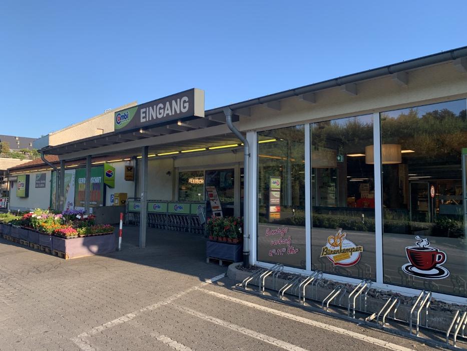 Combi Verbrauchermarkt Bielefeld, Hoberge-Uerentrup, Dornberger Straße in Bielefeld