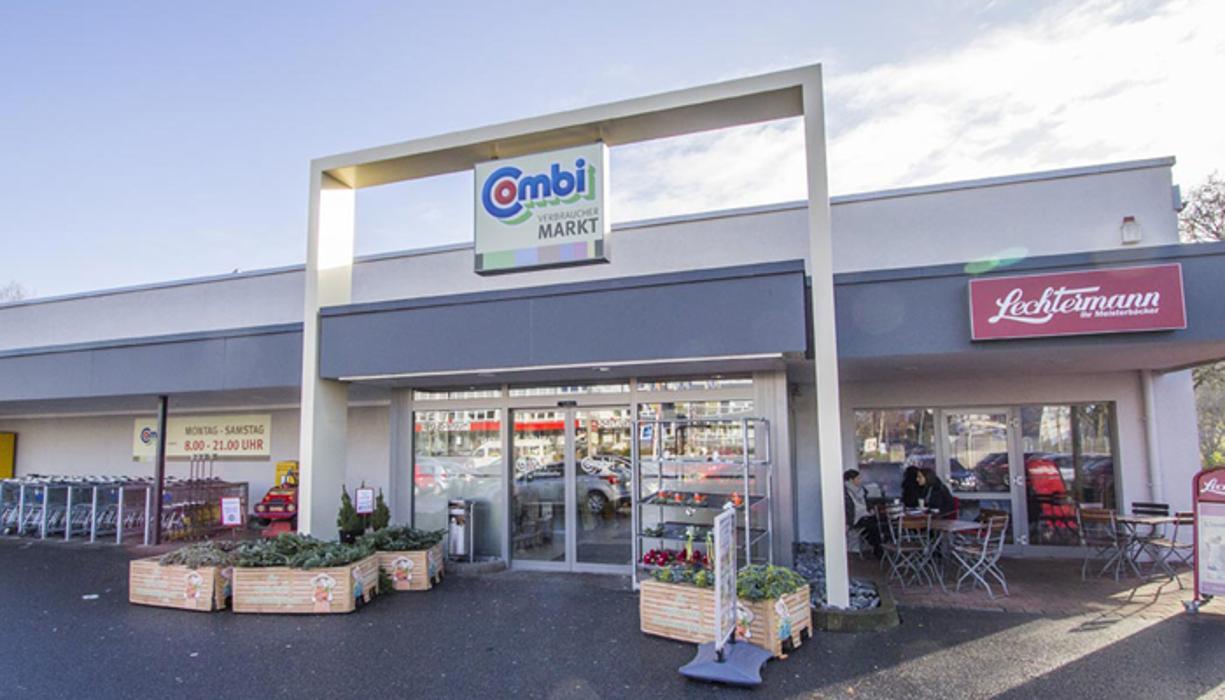 Combi Verbrauchermarkt Bielefeld, Eckendorfer Str., Eckendorfer Straße in Bielefeld