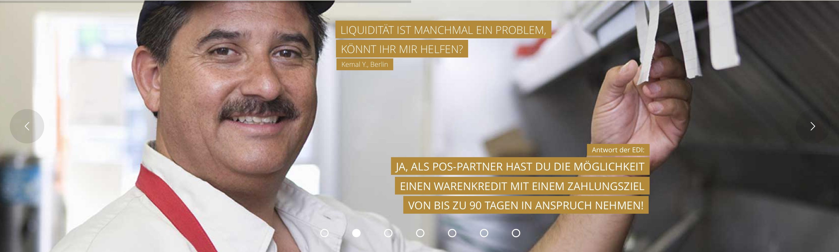 EDI Einkaufsgemeinschaft Deutscher Impulshandel AG