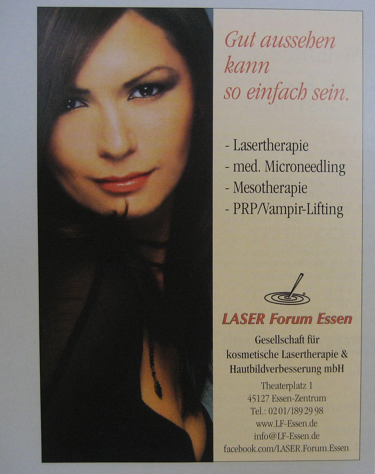 LASER Forum Essen GmbH