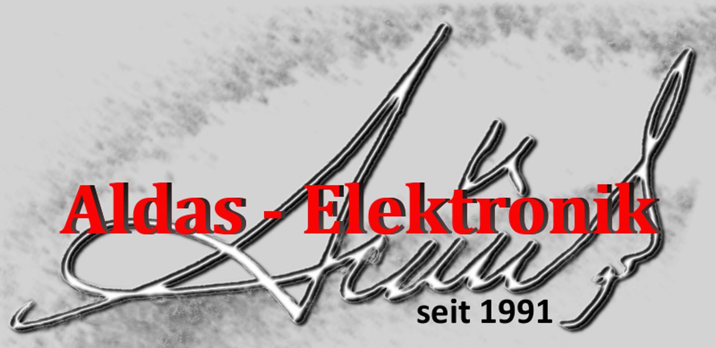 Logo von Aldas Elektronik