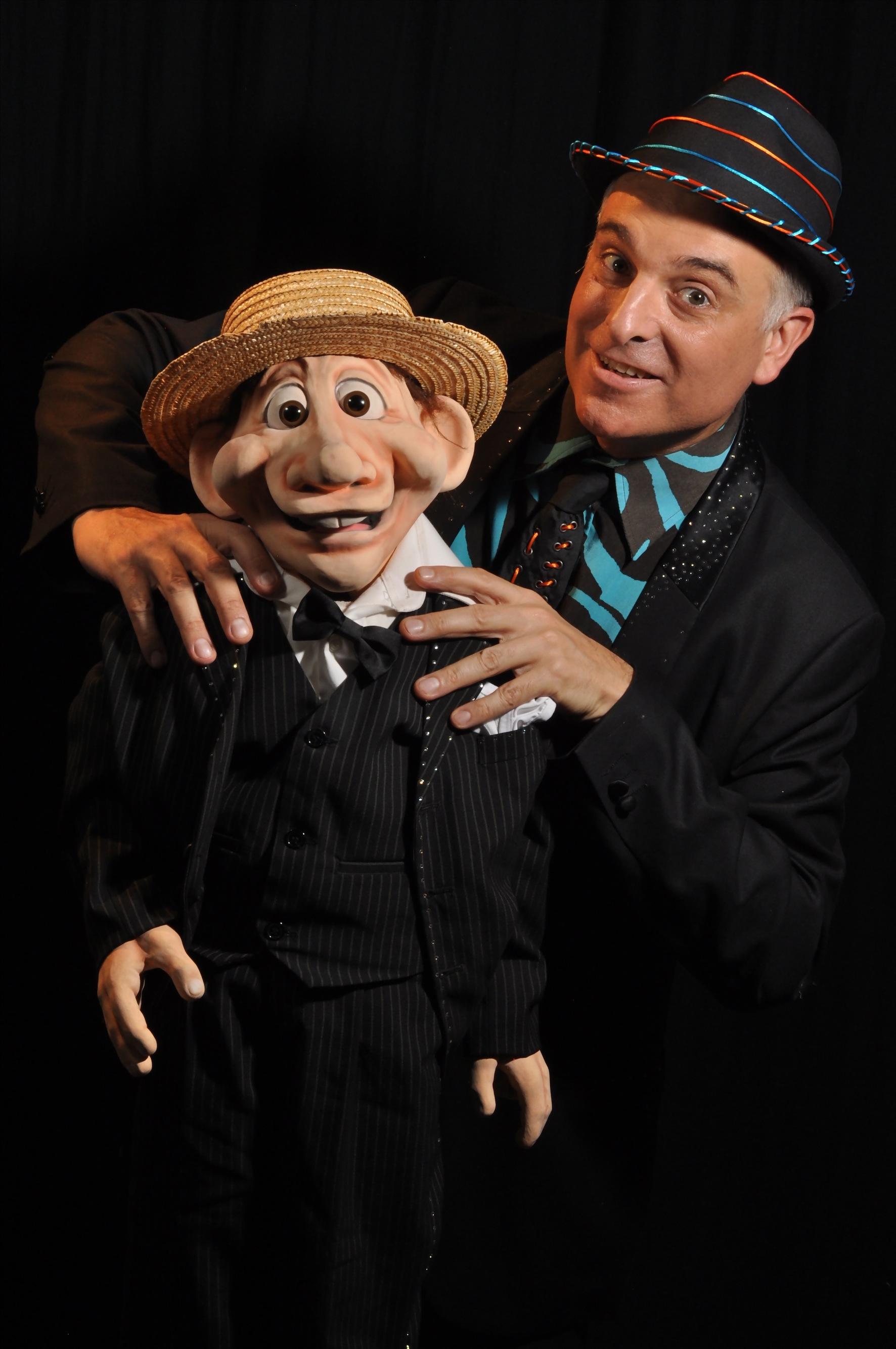 Ventriloque Antonin Dupel