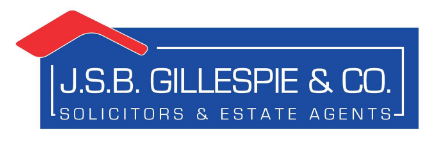 J.S.B. Gillespie & Co. Solicitors & Estate Agents