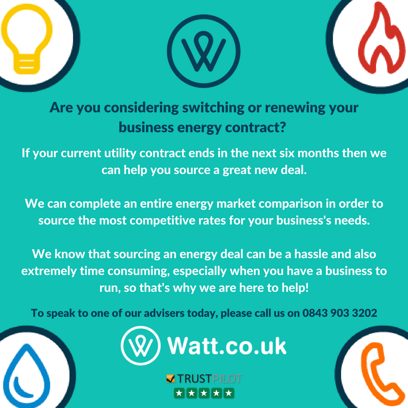 Watt Utilities Ltd