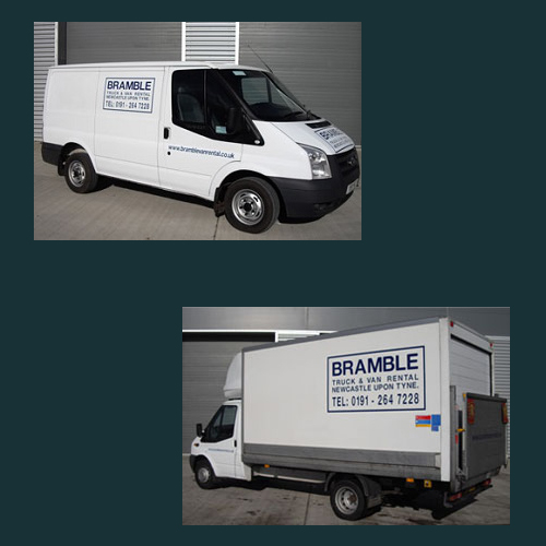 Bramble Van Rental Ltd - Newcastle upon Tyne, Tyne and Wear NE15 6UF - 01912 647228 | ShowMeLocal.com