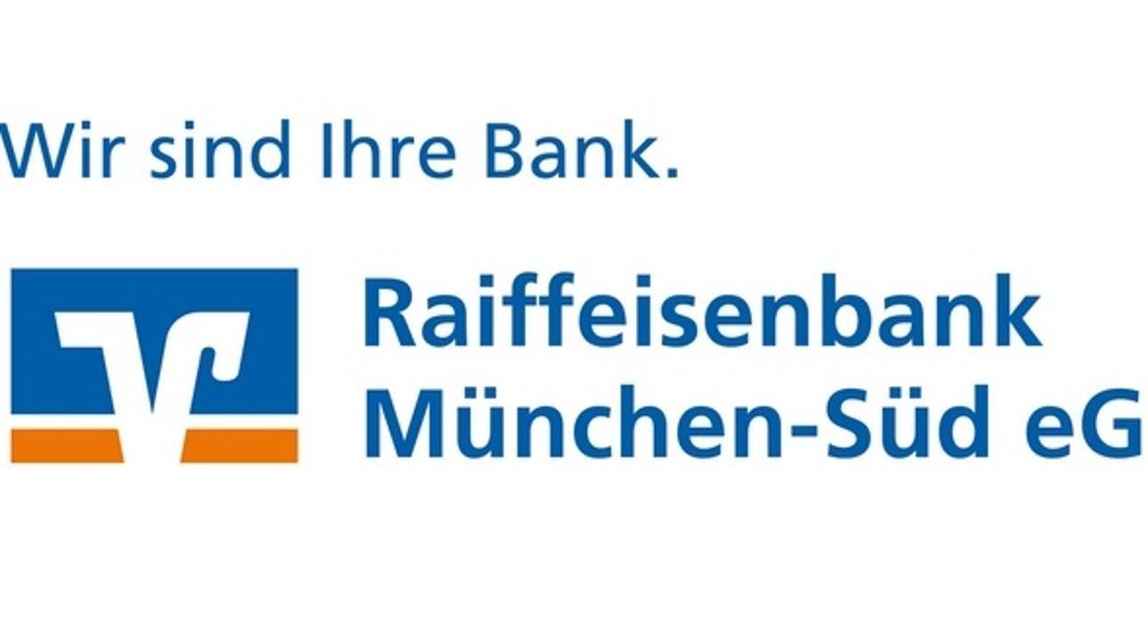 Logo von Geldautomat Raiffeisenbank München Süd eG
