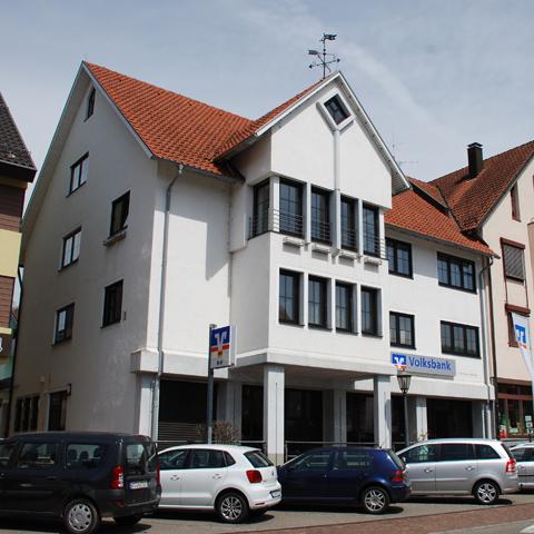 Volksbank Hohenzollern-Balingen eG, Geschäftsstelle Gammertingen