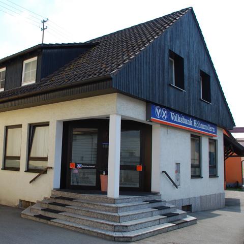 Volksbank Hohenzollern-Balingen eG, Geschäftsstelle Stetten