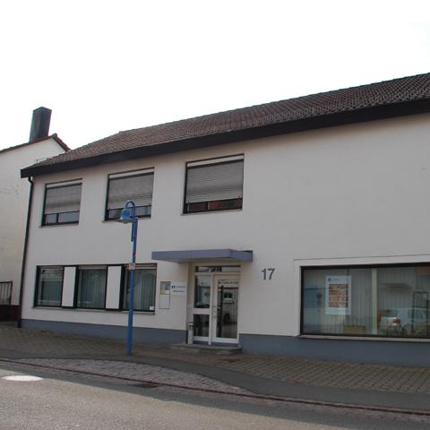 Volksbank Hohenzollern-Balingen eG, Geldautomat Steinhofen