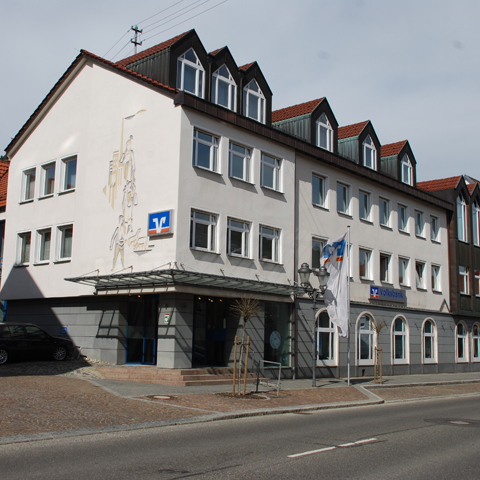 Volksbank Hohenzollern-Balingen eG, Geschäftsstelle Burladingen