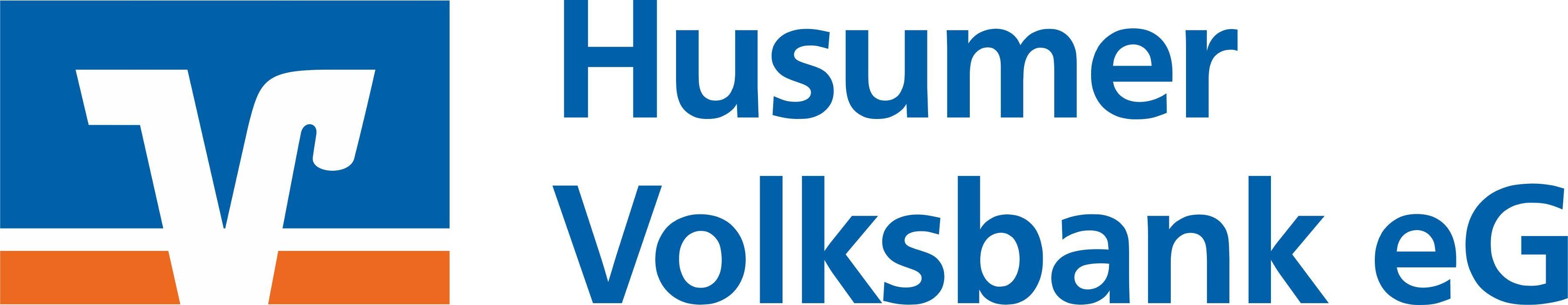 Logo von Husumer Volksbank eG Filiale St. Peter-Ording Dorf