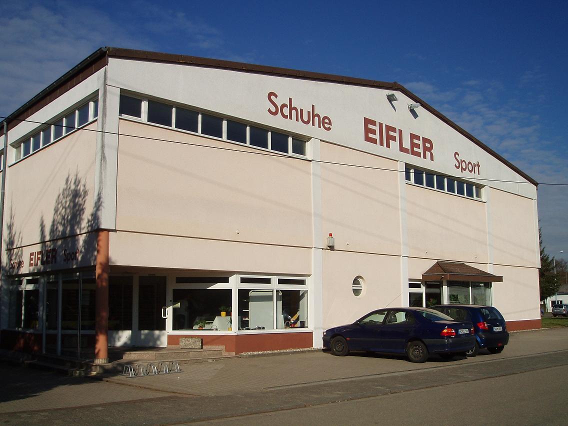 Schuh- und Sporthaus Eifler