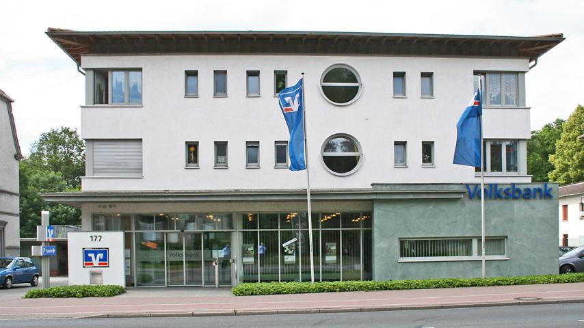 Volksbank Ruhr Mitte eG, SB-Center Rentfort