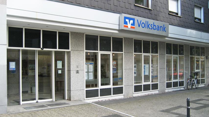 Volksbank Ruhr Mitte eG, SB-Center Zweckel
