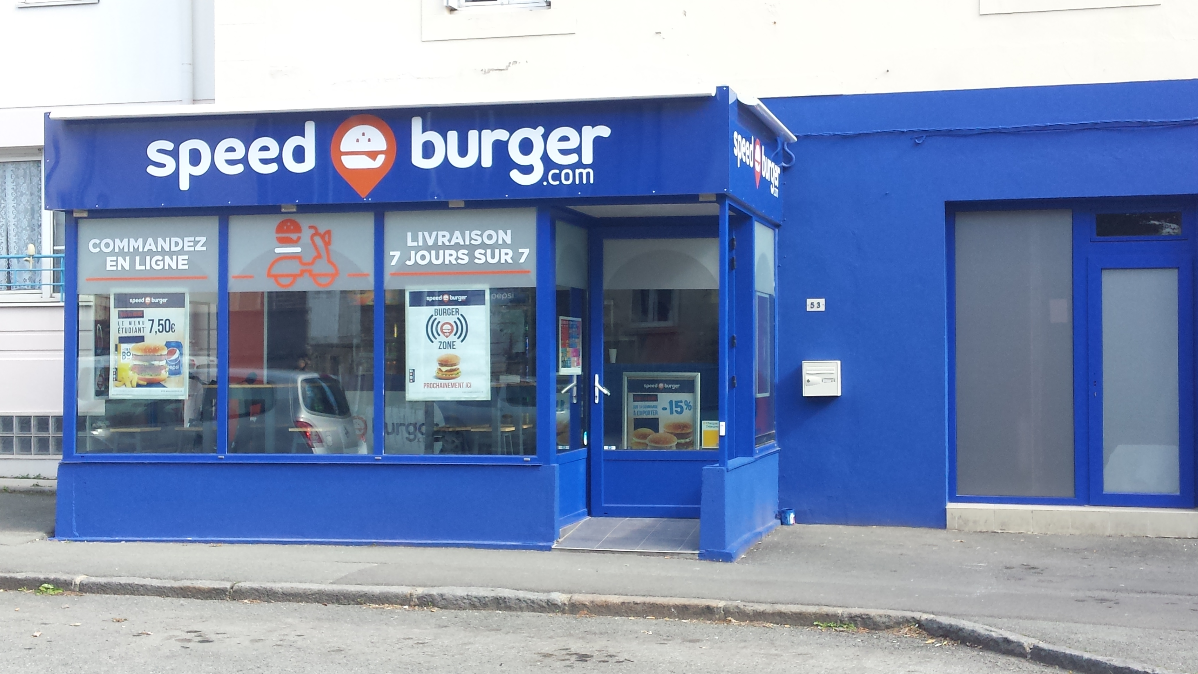 Speed Burger Saint-Malo