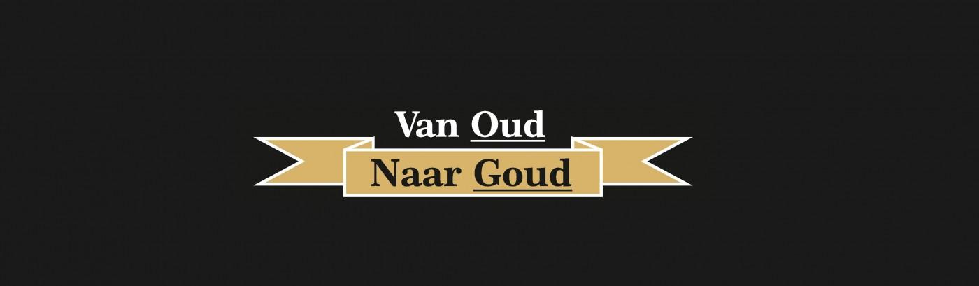 Marktkraam Van Oud Naar Goud
