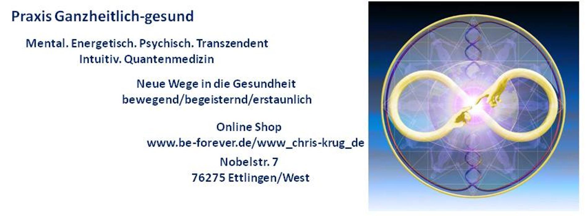 Bild zu Praxis Ganzheitliche-gesundheit Christa Krug in Ettlingen