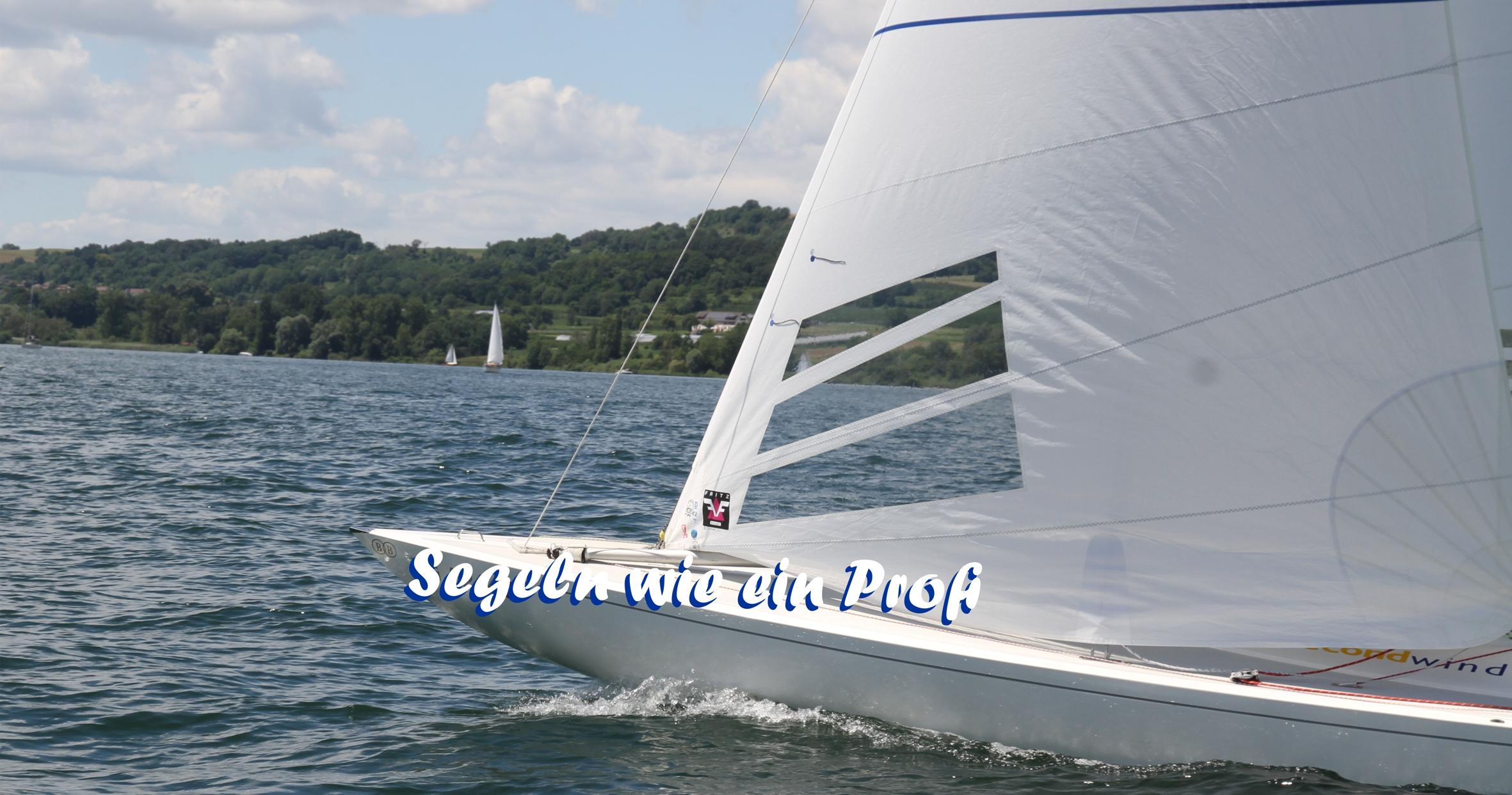 Bodensee Segelschule Hemmenhofen Hubert Menzel