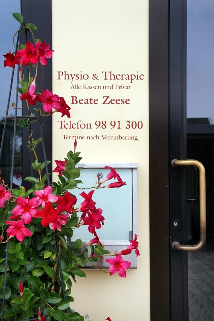 Bild zu Physio & Therapie Zeese, Inh. Beate Zeese in Wölfersheim