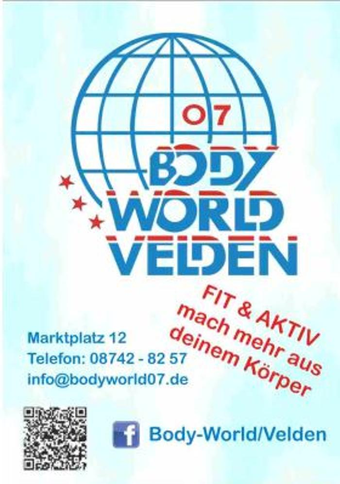 Bild zu Body World Velden Fitness Studio in Velden an der Vils