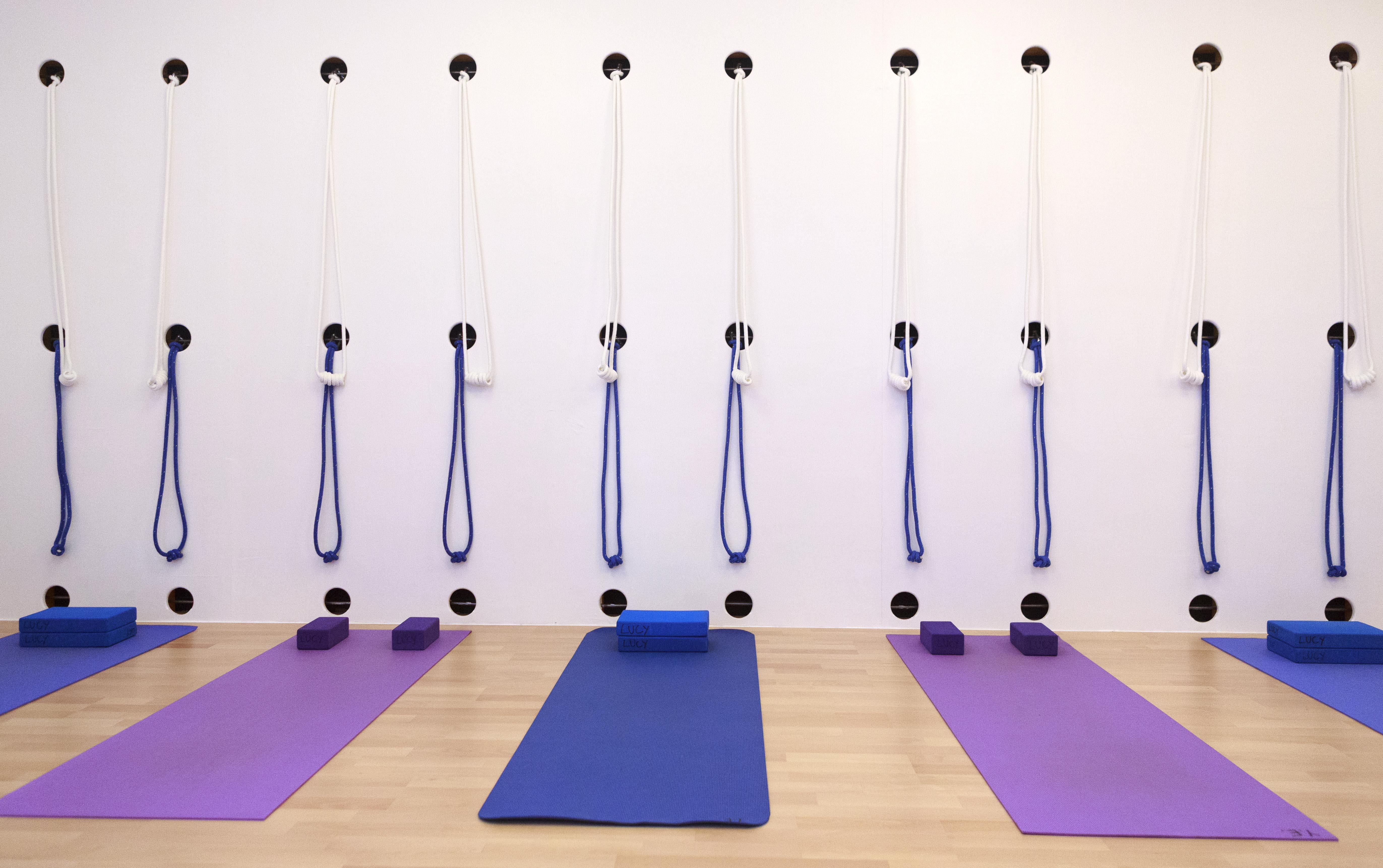 Yoga Now studio