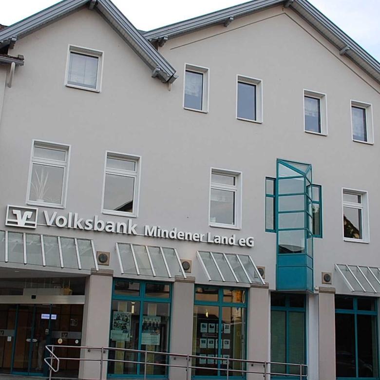 Volksbank Mindener Land eG, Hauptgeschäftsstelle Petershagen