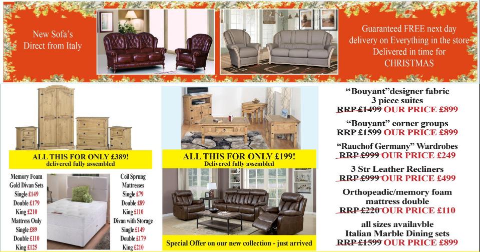 Newbiggin Suite and Furniture Centre