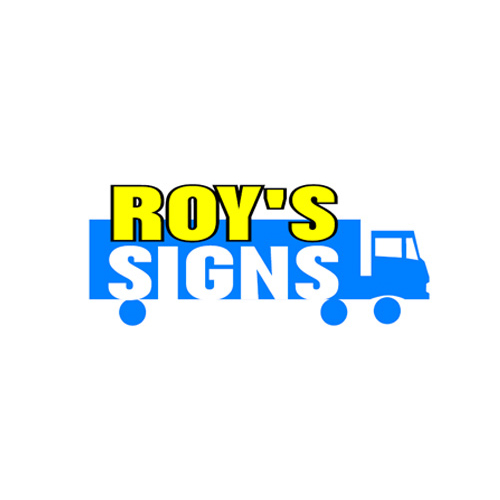 Roy's Signs