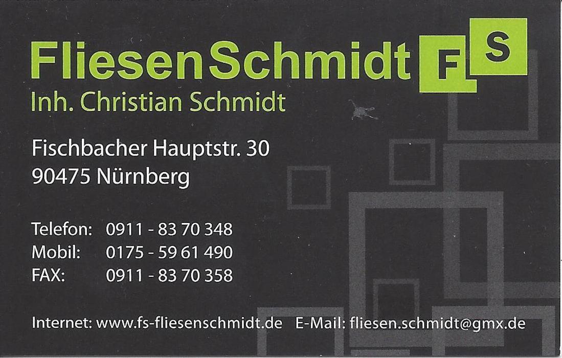 Bild zu FliesenSchmidt in Nürnberg