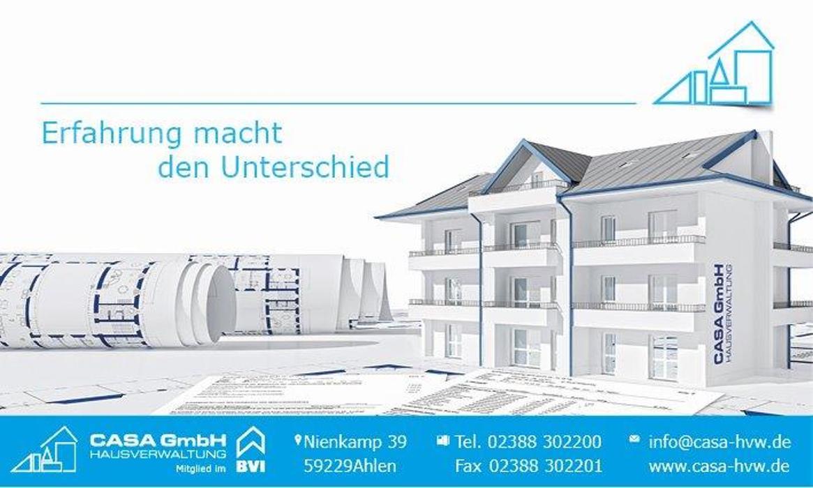 Bild zu CASA Hausverwaltungs GmbH in Ahlen in Westfalen