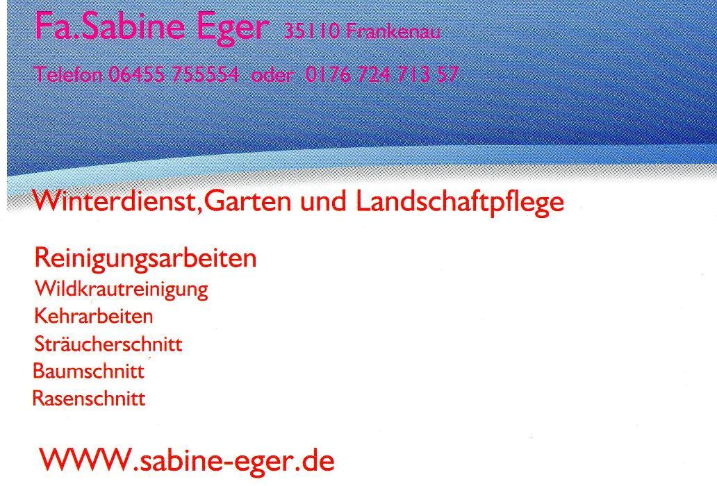 Logo von sabine Eger