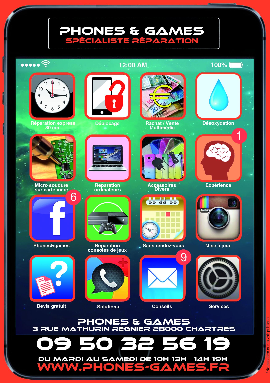 Phones Games