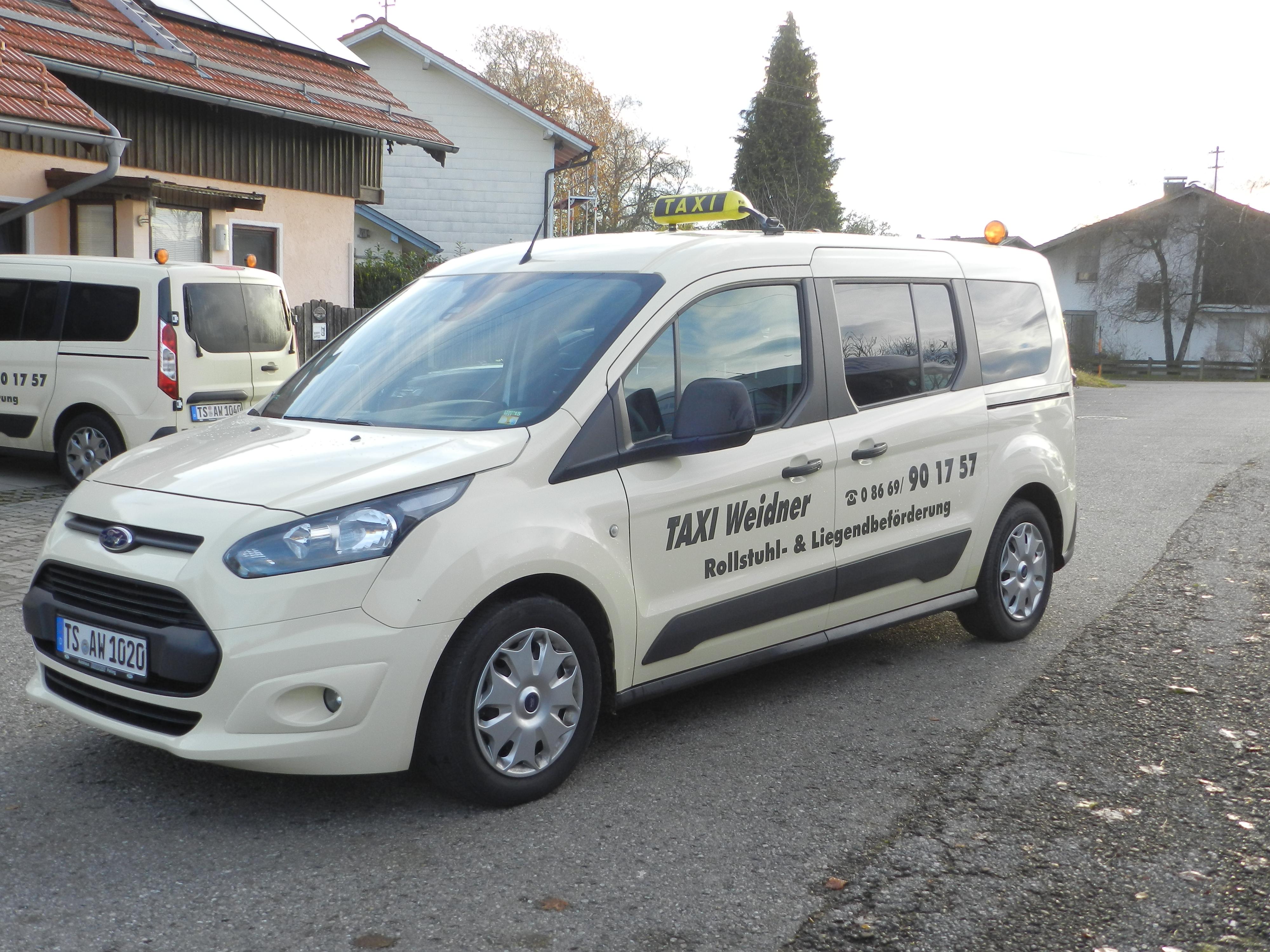 Taxi & Fahrdienst Weidner GmbH & Co. KG