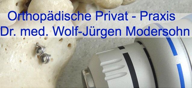 Orthopädische Privat - Praxis Dr. med. Wolf - Jürgen Modersohn in Hannover