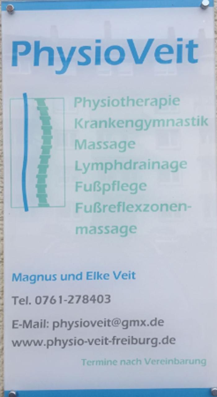 Bild zu Physio Praxis Veit in Freiburg im Breisgau