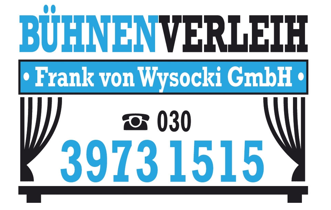Bild zu BÜHNENVERLEIH Frank von Wysocki GmbH in Berlin