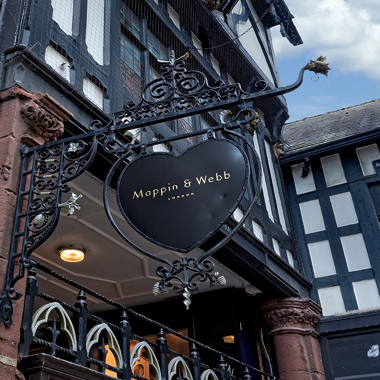 Mappin & Webb - Chester, Cheshire CH1 1LF - 01244 325938 | ShowMeLocal.com