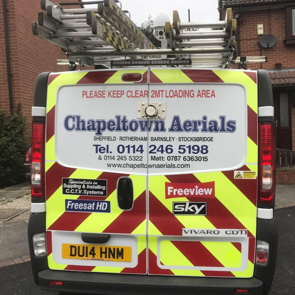 Chapeltown Aerials - Sheffield, South Yorkshire S35 2BS - 07876 363015 | ShowMeLocal.com