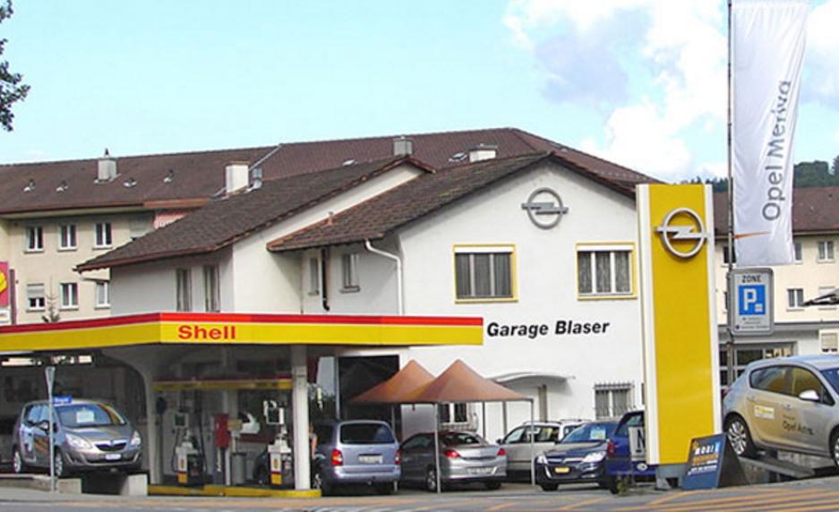 Garage Blaser AG