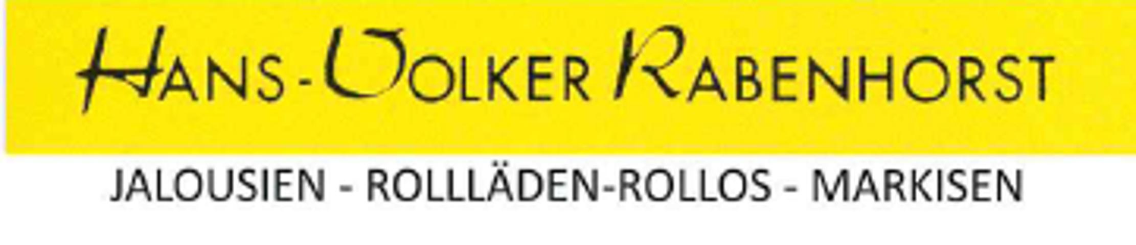 Hans-Volker Rabenhorst-Jalousien Inhaber: Viola Rabenhorst-Zichner