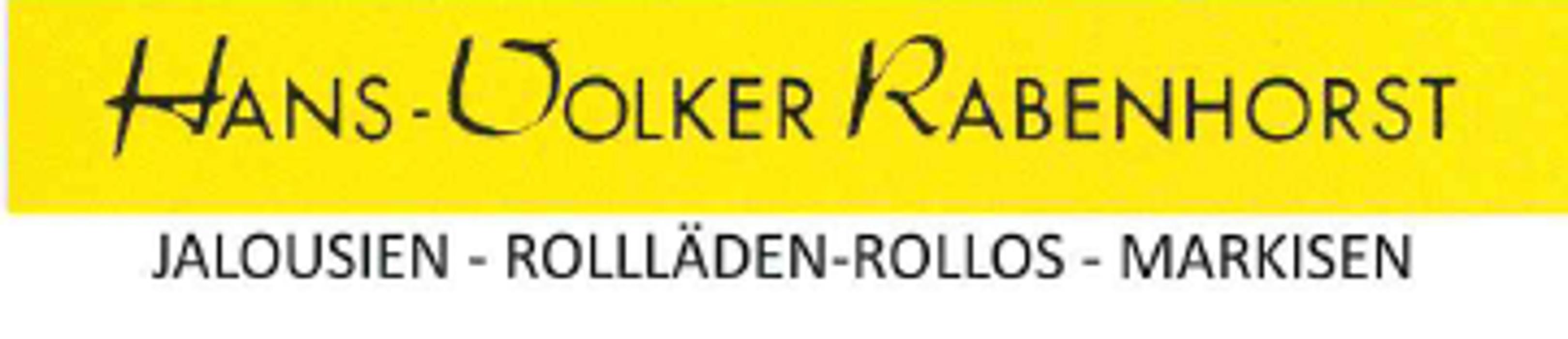 Bild zu Hans-Volker Rabenhorst-Jalousien Inhaber: Viola Rabenhorst-Zichner in Berlin